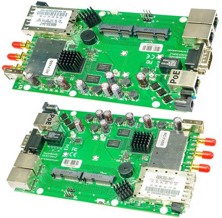 Плата Mikrotik RouterBOARD RB953GS-5HnT